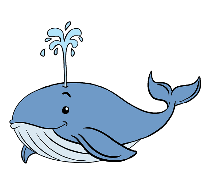 Рисунки картинки кит