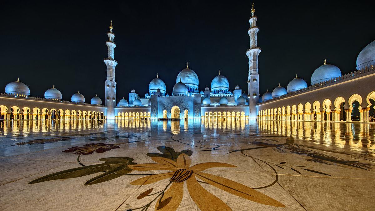 Картинки красивых мечетей мира