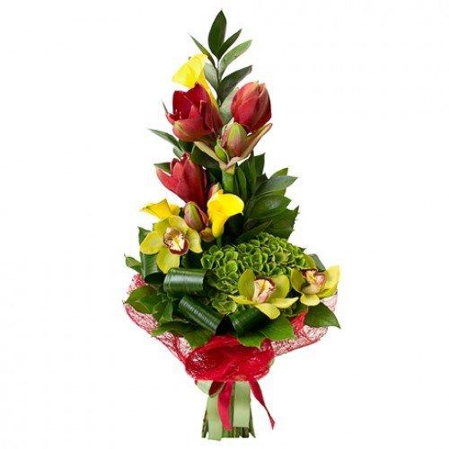 Какие цветы дарить мужчине на юбилей 80 лет