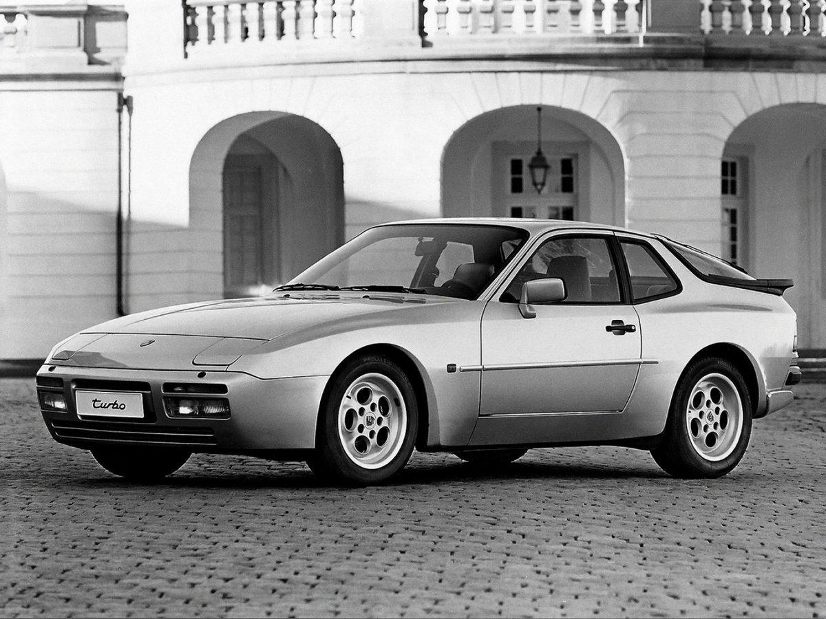 porsche 944 s turbo фото