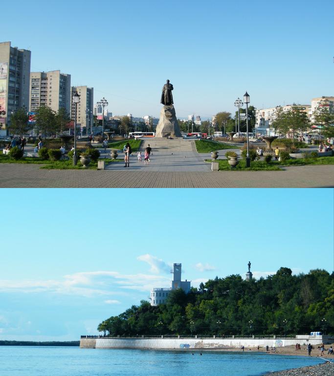 30 мая 1858 года основан город Хабаровск