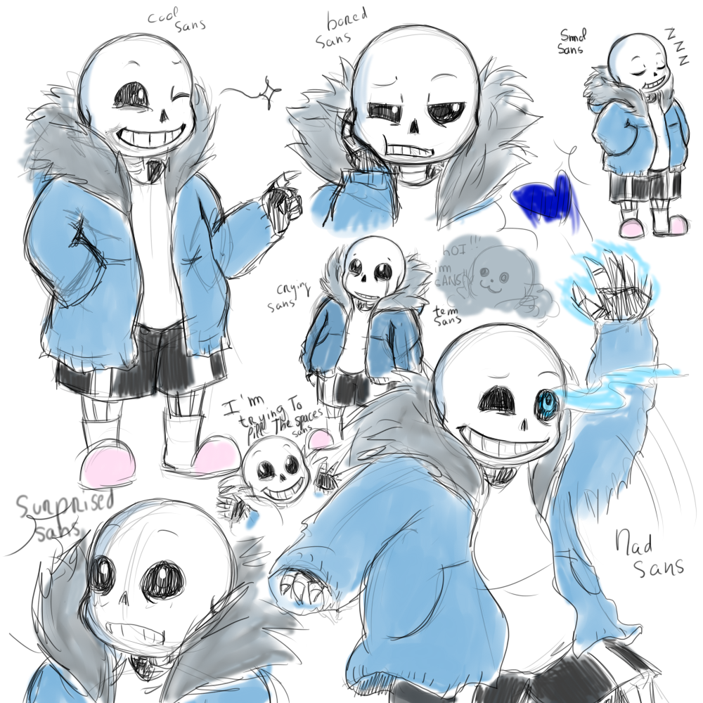 Skeches Gaster Sans Undertale Au Bing Images Card From User