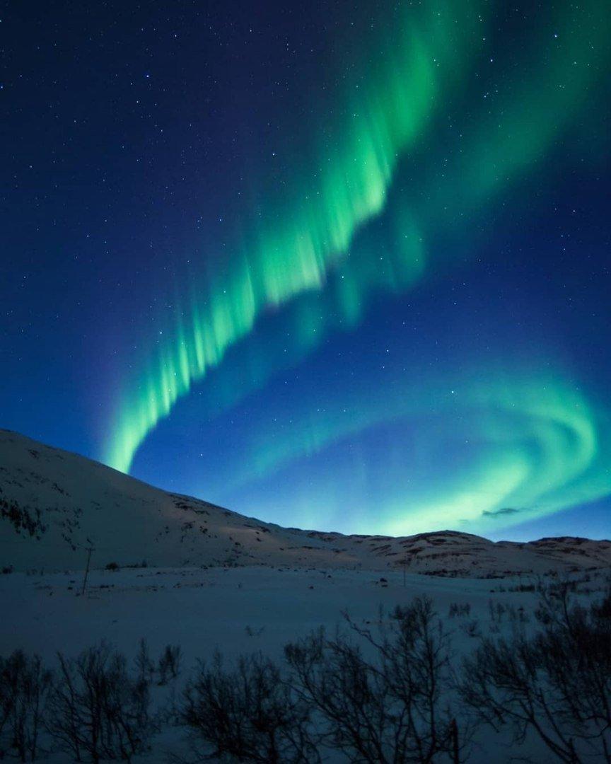 полярная ночь это как картинка будем ориентироваться