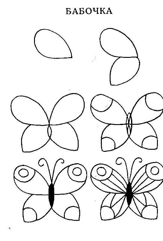 Надписью, рисовать картинки поэтапно для детей 10 лет