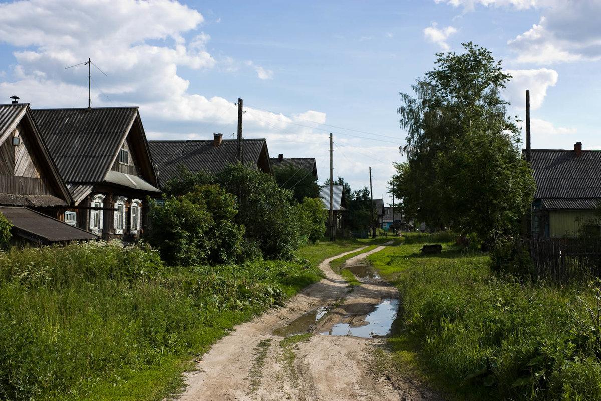 фотогалерея сельской улицы очаков