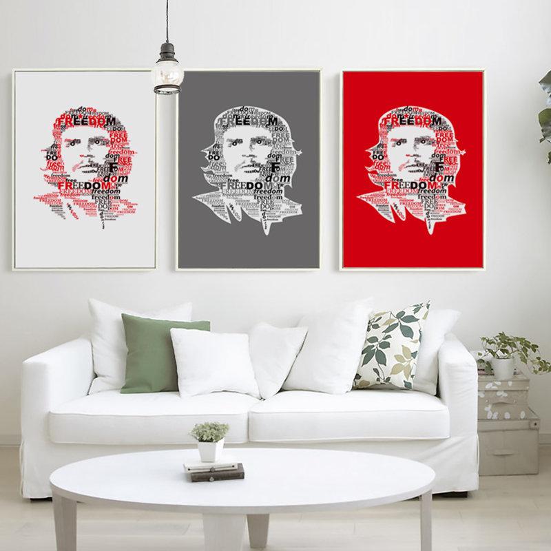 Постеры в стиле модерн в интерьере