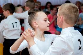 Соревнования по бальным и латиноамериканским танцам в гимназии №38. 2018 (4)