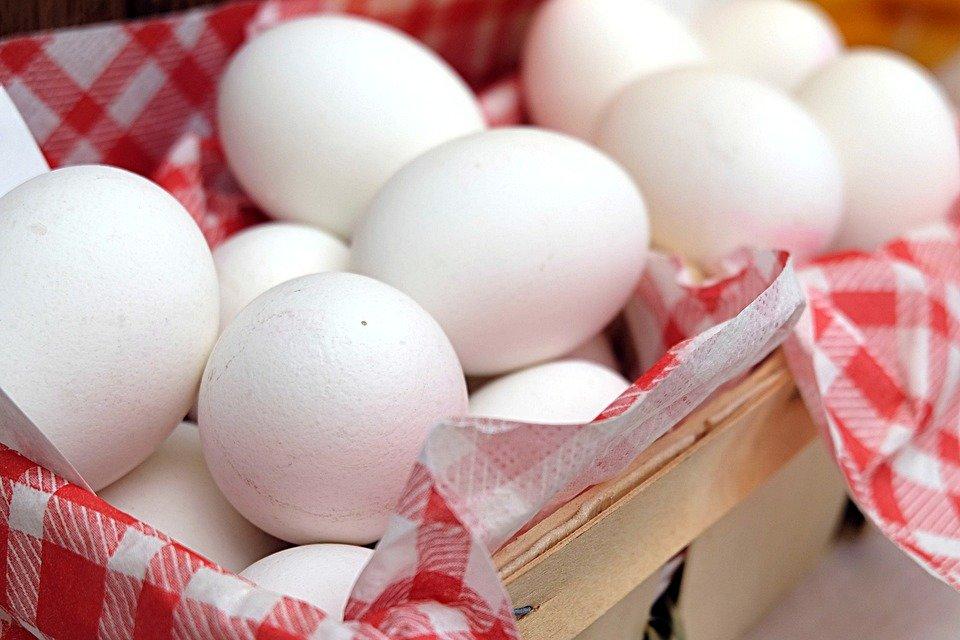 Много яиц в гнезде собирать много маленьких.