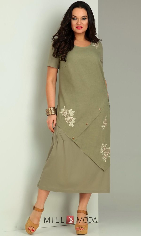 86df6a6bab5ad7d Коллекция «льняные платья» пользователя schvetzova.kapitalina в ...