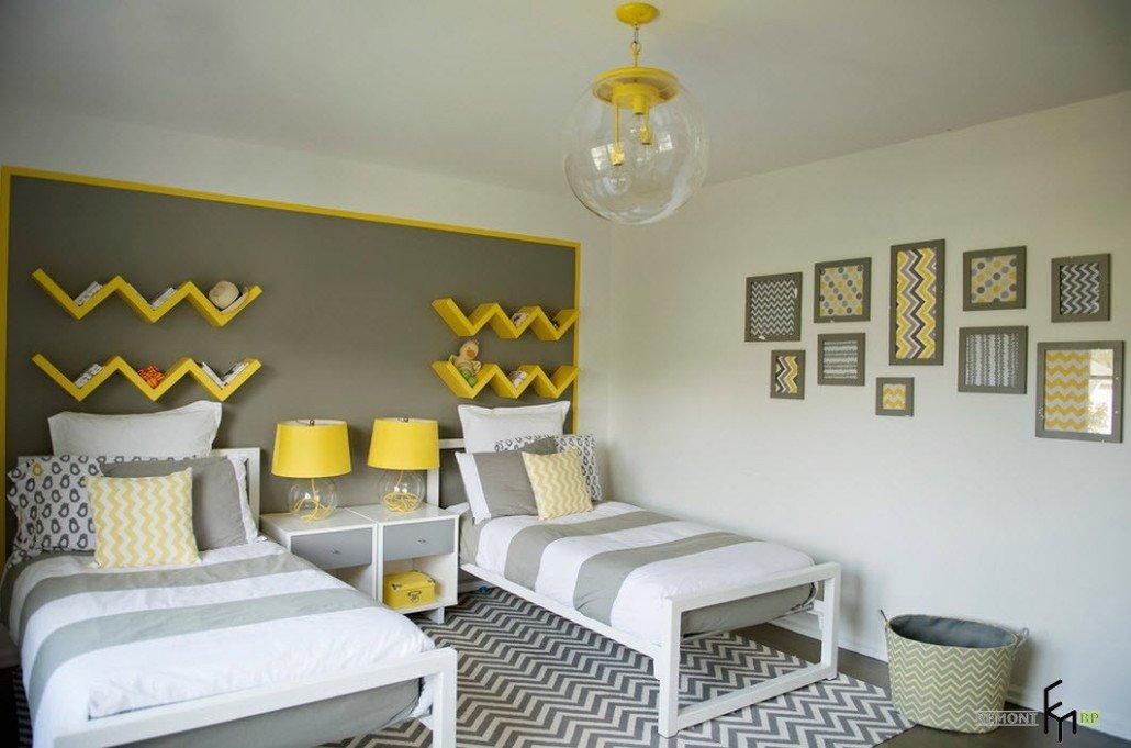 комната в желтом стиле картинки как журавли поднебесье