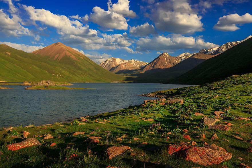 Картинки кыргызстана природы, днем рождения красивой