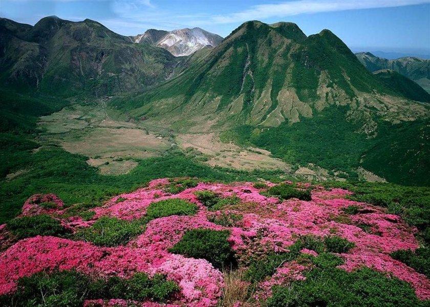 мали : природа и ее красоты