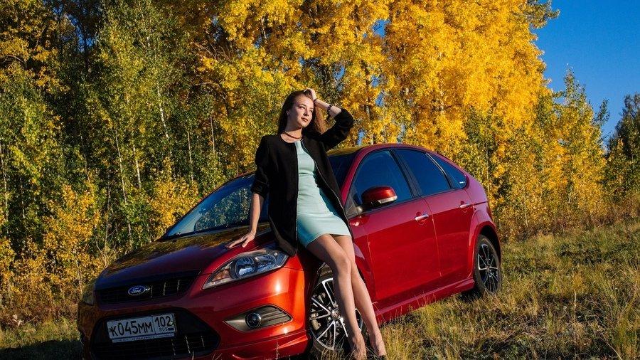Как правильно фотографировать автомобили
