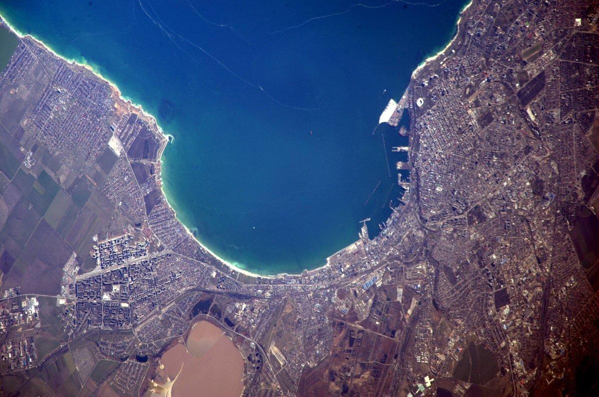Фото с космоса в реальном времени украина