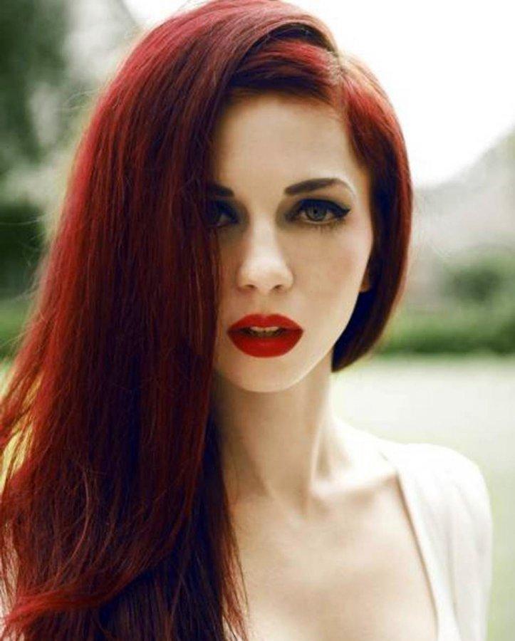 Menghadapi Wanita Si Rambut Merah Model Lata 1