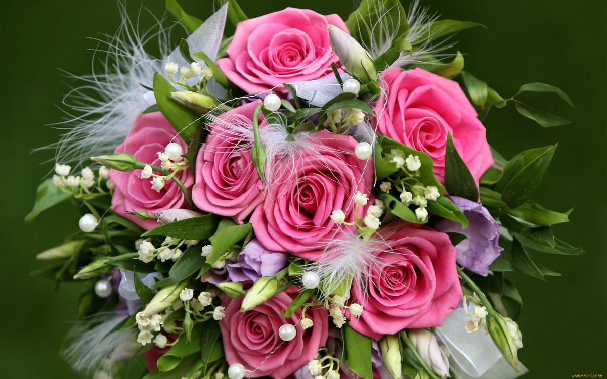 Днем, лучшие цветы в открытках