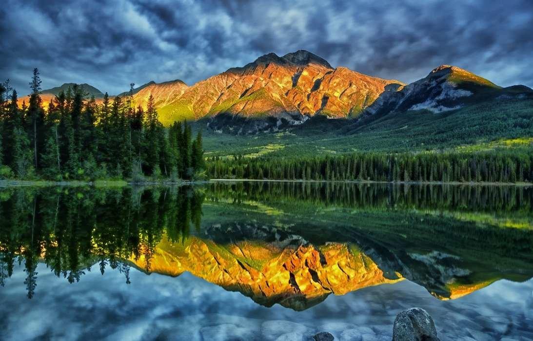 Красивые горы картинки на телефон