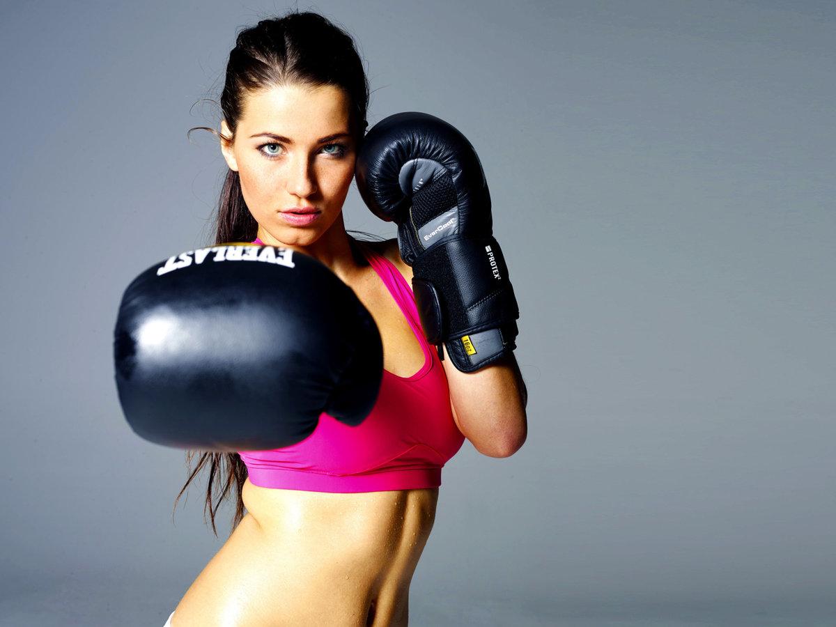 Картинки боксеры с девушками