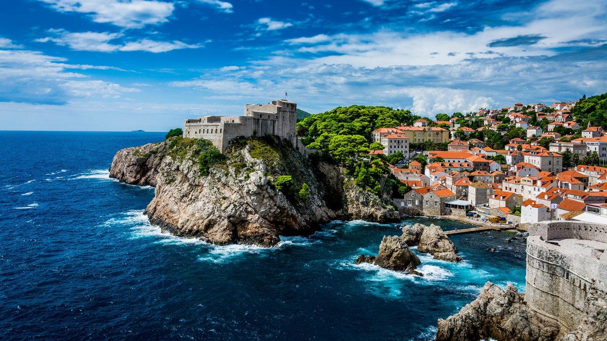 Картинки хорватия море