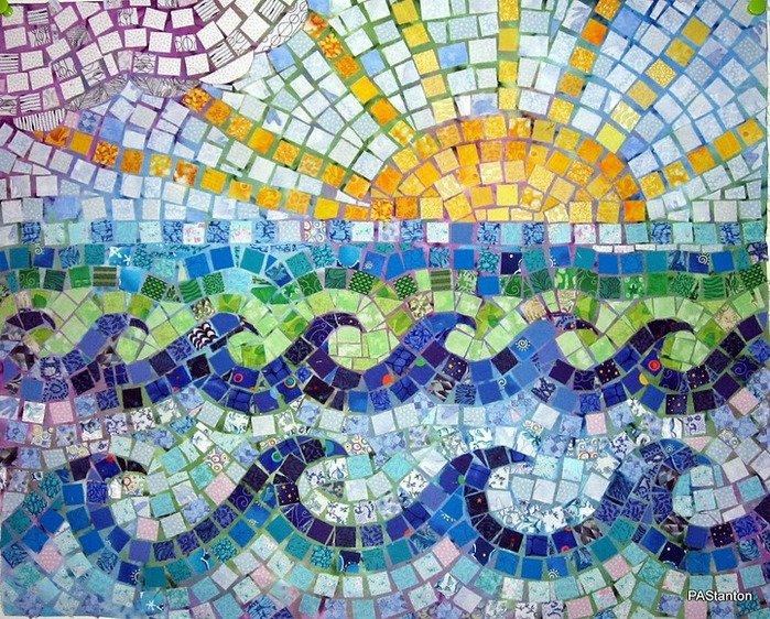 продлится мозаика разная картинки чаще всего снимают
