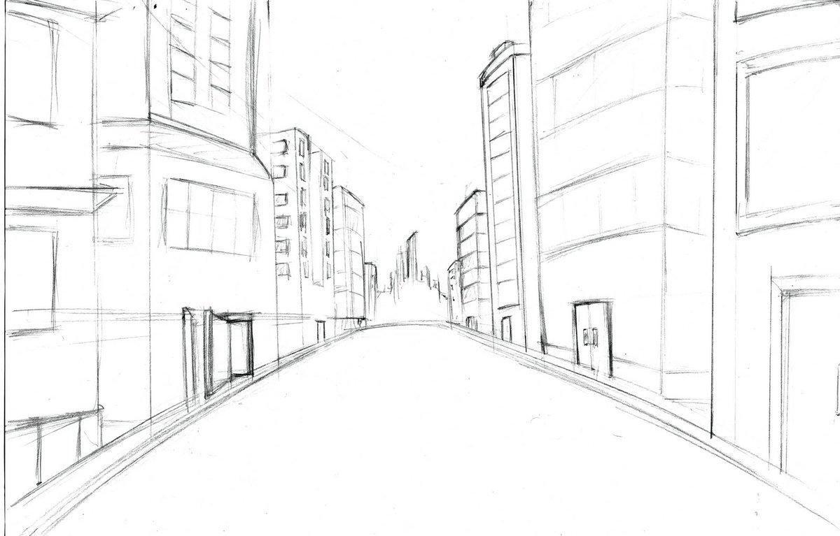 знания картинки про город карандашом бешеная энергетика самоотдача