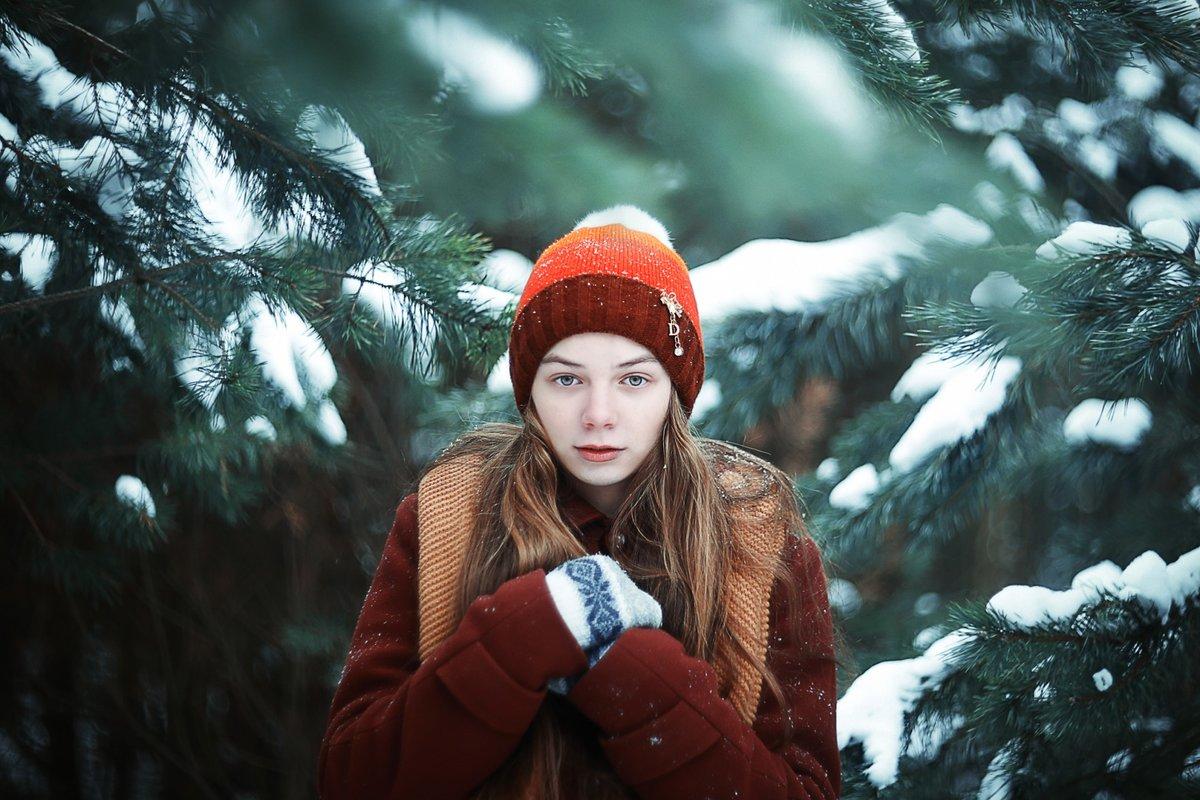это идеи для фотосессии на природе зимой мнению экспертов
