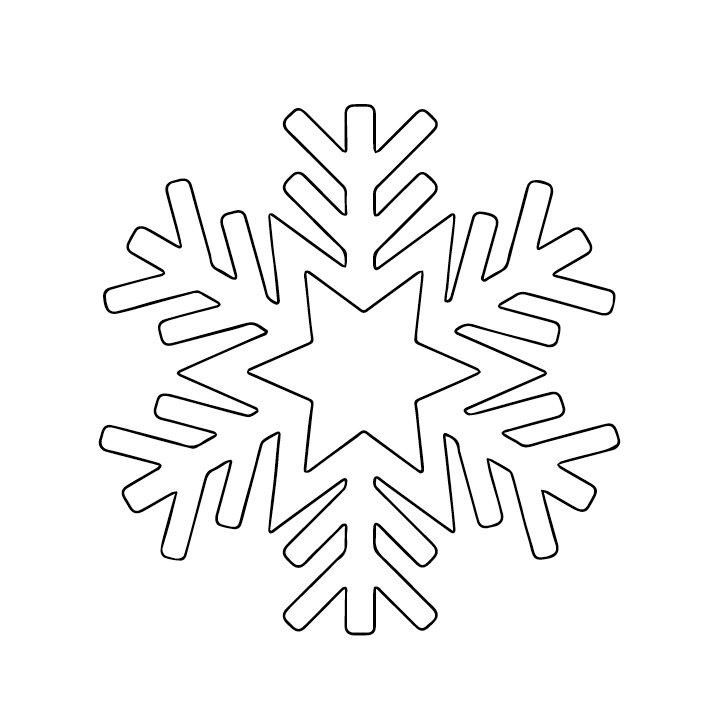 Картинки снежинки из бумаги шаблоны для вырезания распечатать