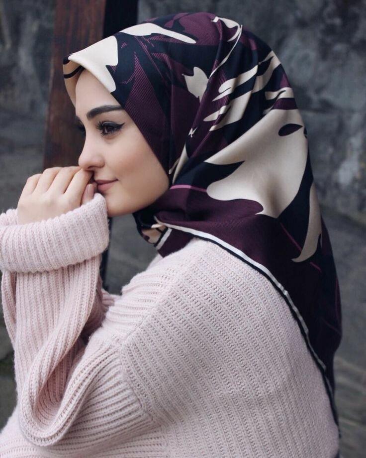 Девушки хиджабе фото 12