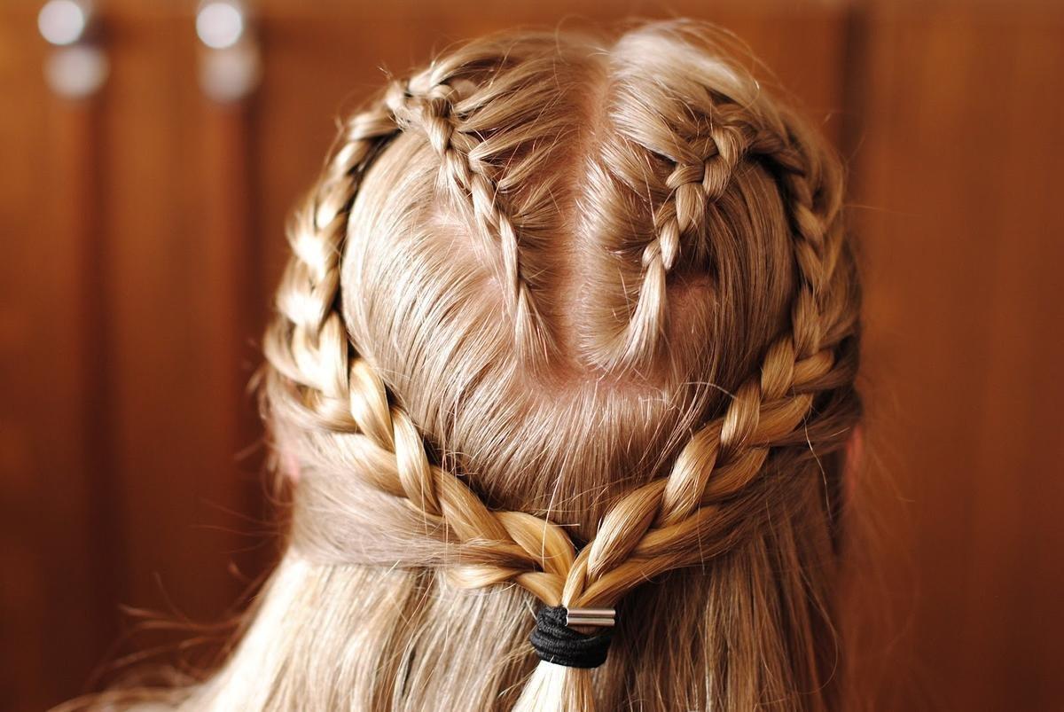 зарычал так, косы что нового в плетение видео нас можете просмотреть
