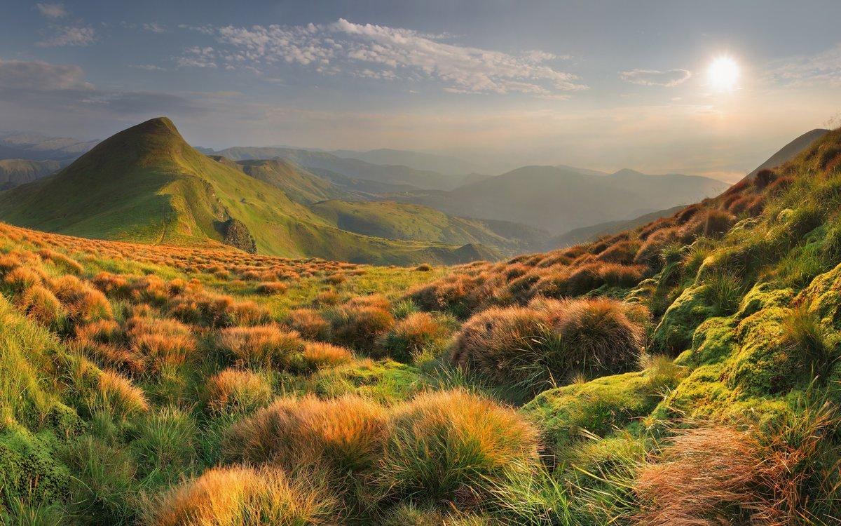 Картинки природа пейзаж, днем