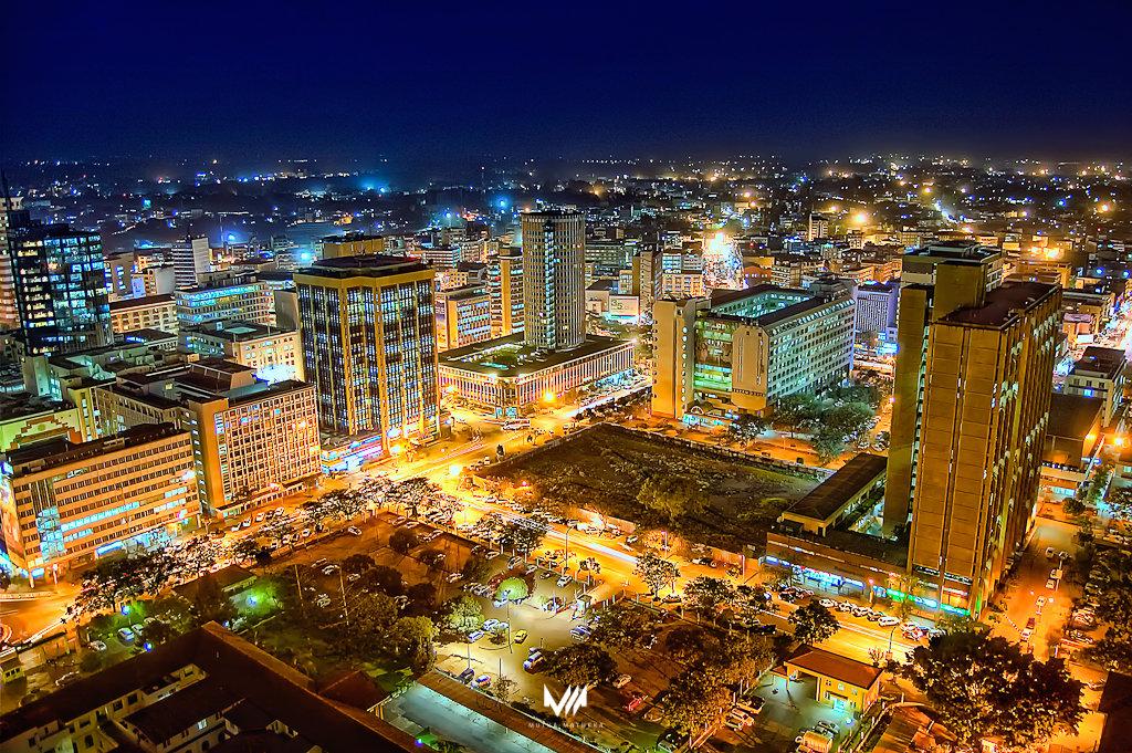 Города африки с картинками