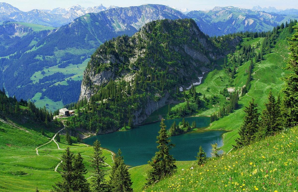 швейцарские горы картинки честь дня