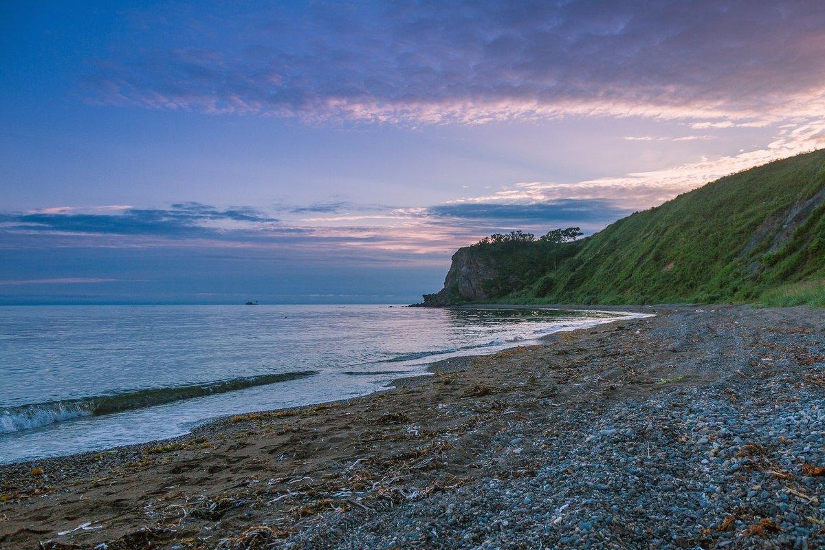 Сахалин море фото