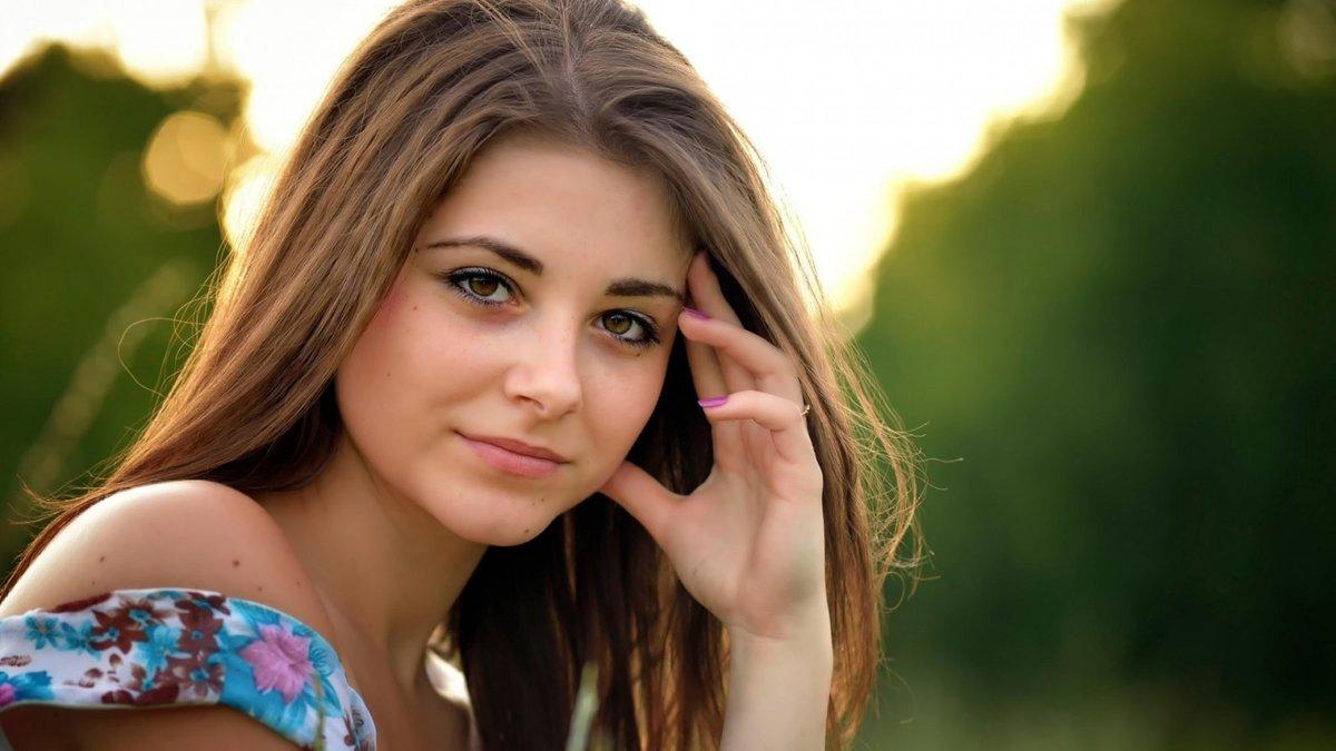красивые девки смотреть среднем