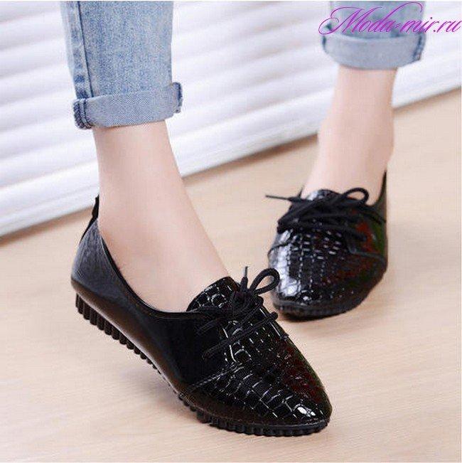 женские туфли без каблука картинки аргановое
