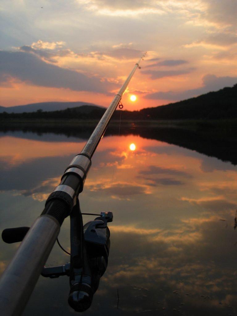 Картинки рыбалки красивые, диплом днем