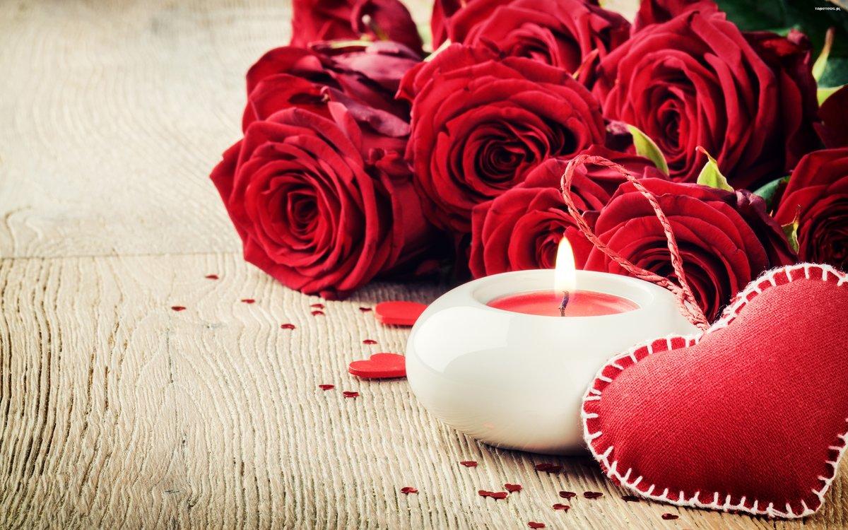 Днем, картинки для девушек цветы романтические