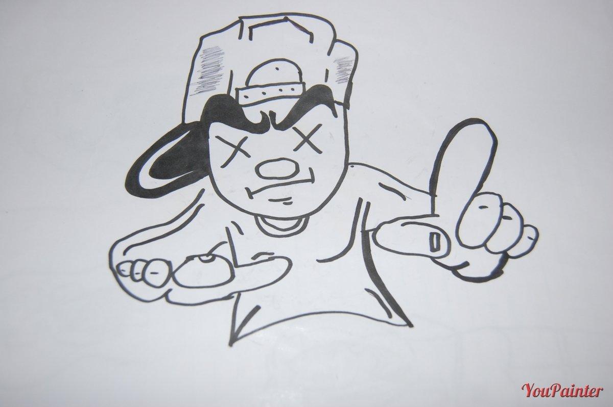 Деда, граффити на бумаге прикольные картинки