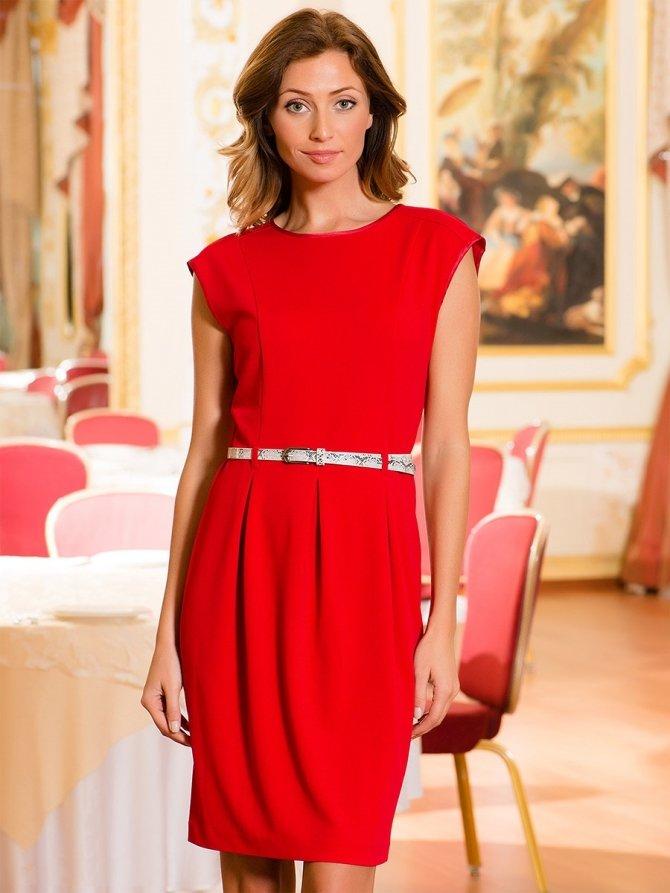 483bc7160b4 красное платье с серебристым поясом красное платье с серебристым поясом