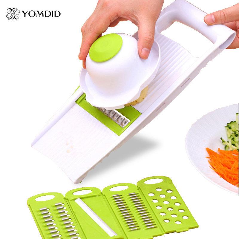 Triple Slicer для нарезки овощей и фруктов в Ключах