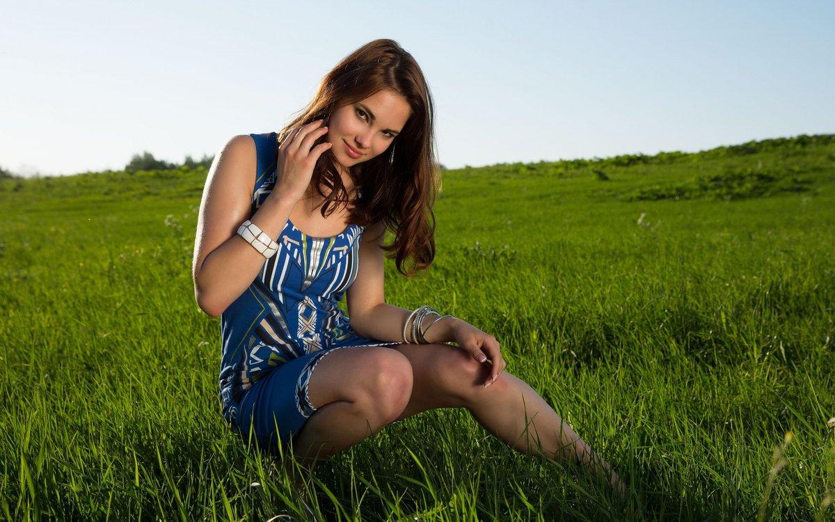 Фотографии девушек аматорские