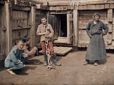 монголия старые