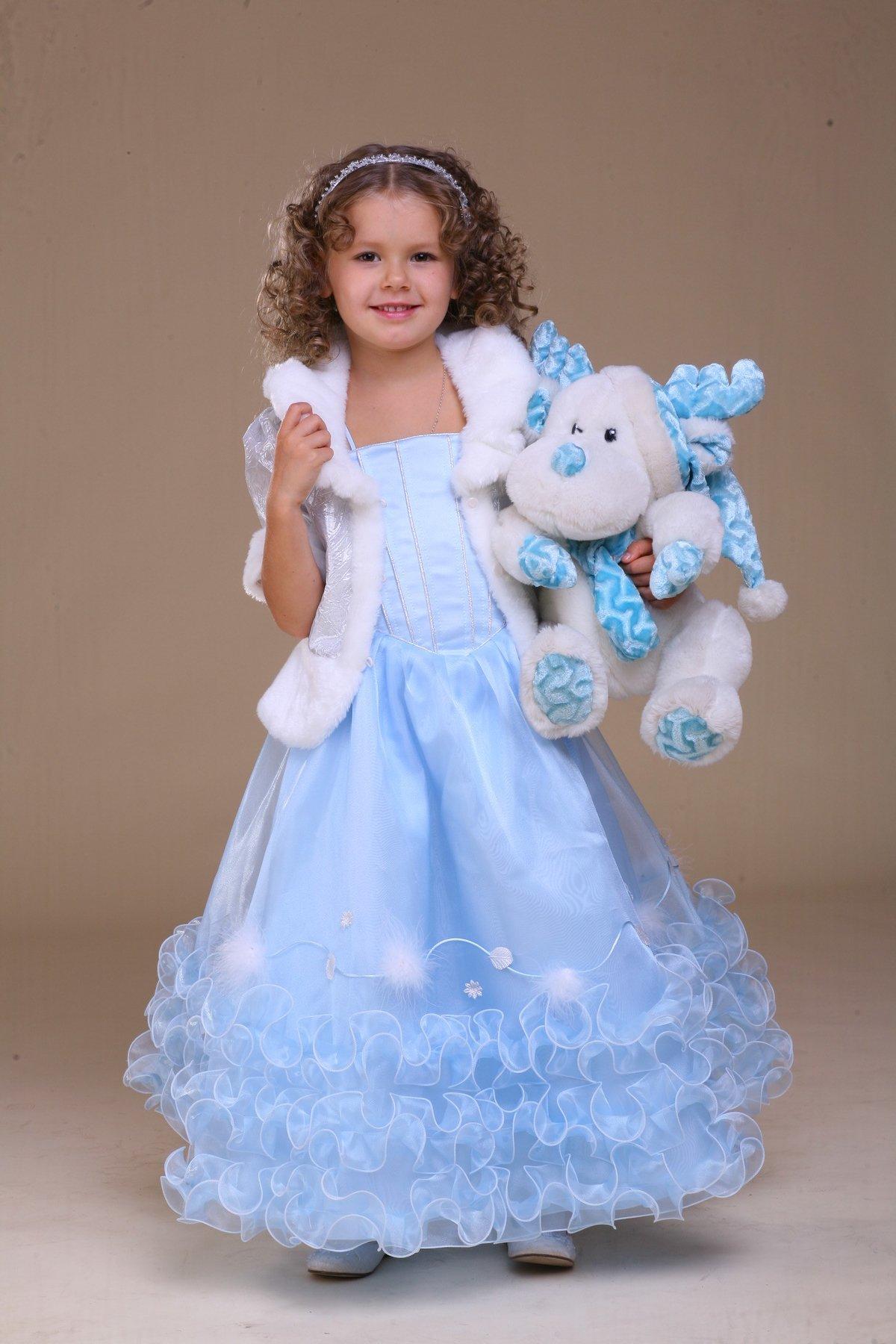 новогоднее платье для девочки купить