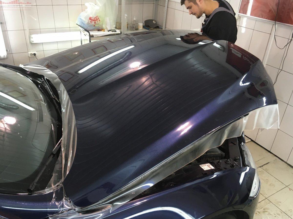 Bright New для ЛКП авто в Октябрьске