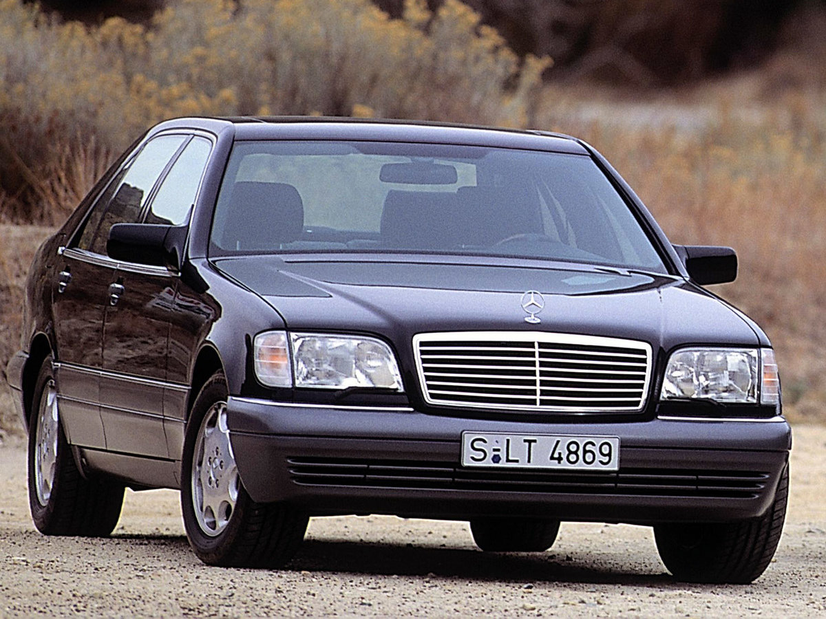 Mercedes Benz W140 S600 Youtube Card From User Rtatiana2018 In