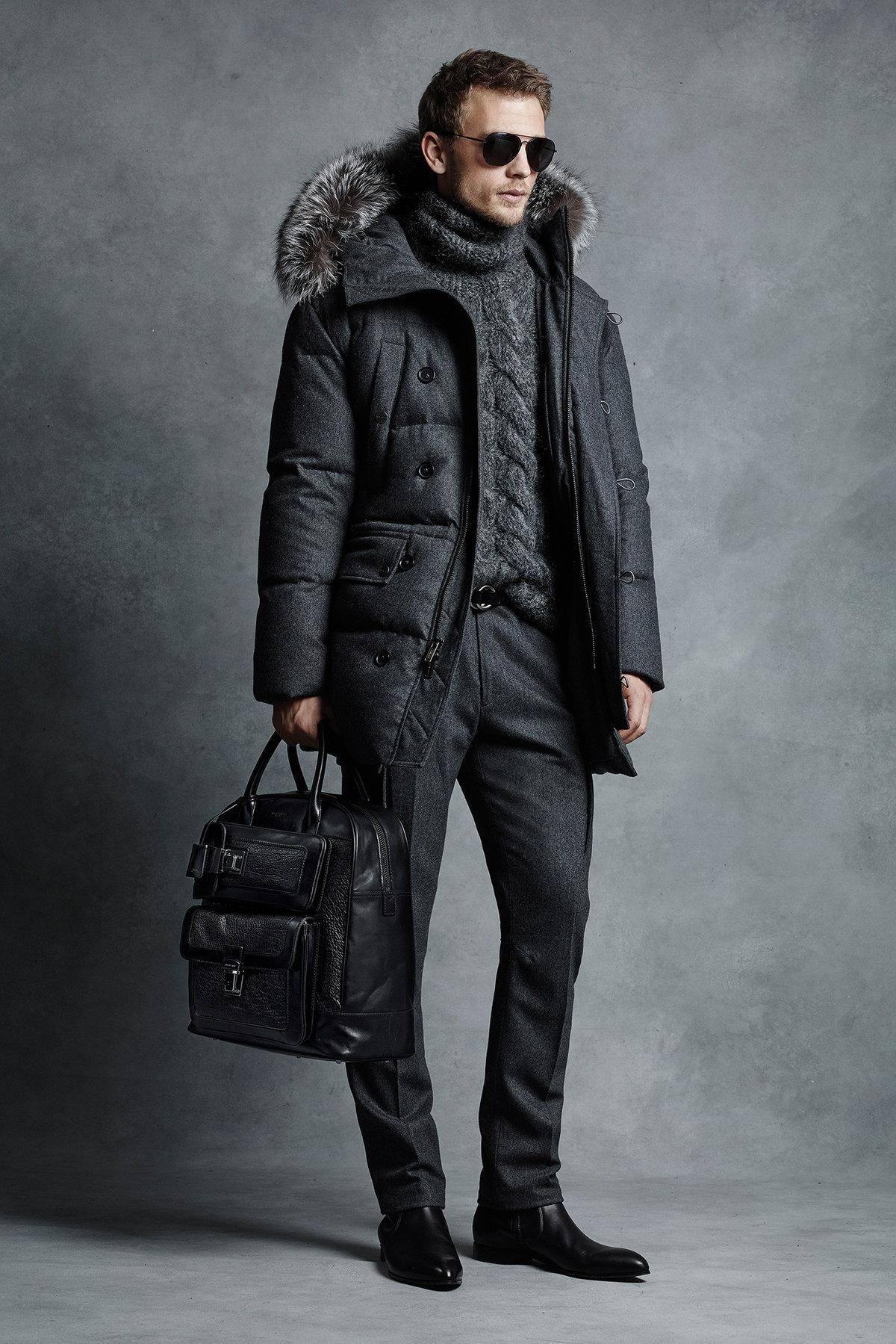 Зимняя одежда для мужчин фото
