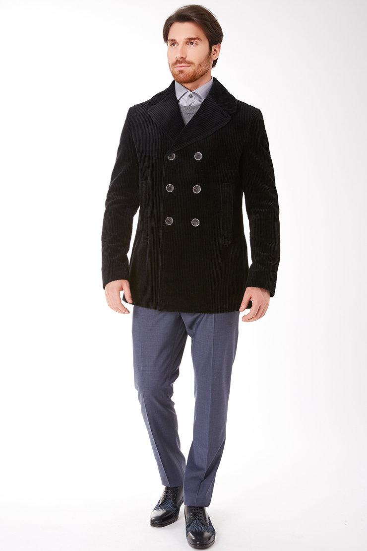 899a7d2b11b Короткое мужское молодежное пальто-пиджак Короткое мужское молодежное пальто -пиджак
