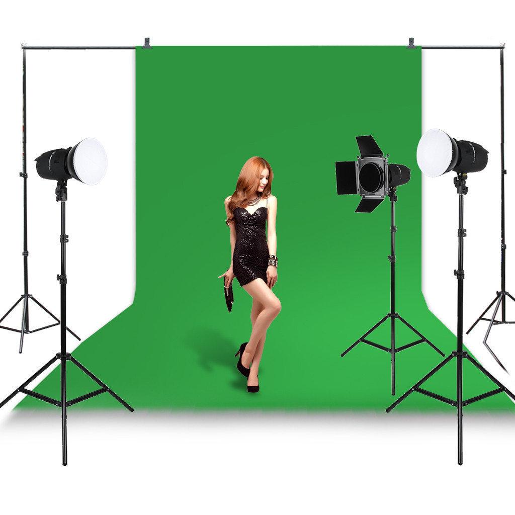 каждой снять фотостудию со студийным зеленым фоном еще блюдо