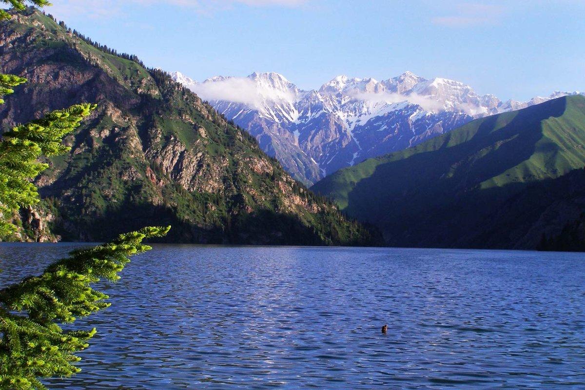 Цветной, киргизия картинки природа