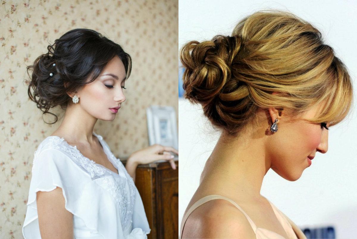 теми фотографиями простые укладки на средние волосы фото легкостью выбирали